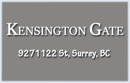 Kensington Gate 9271 122 V3V 7R4