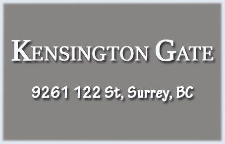 Kensington Gate 9261 122ND V3V 7R4