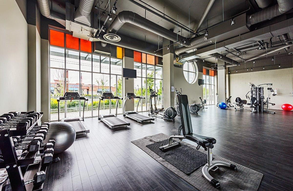 Dahlia Fitness Centre!