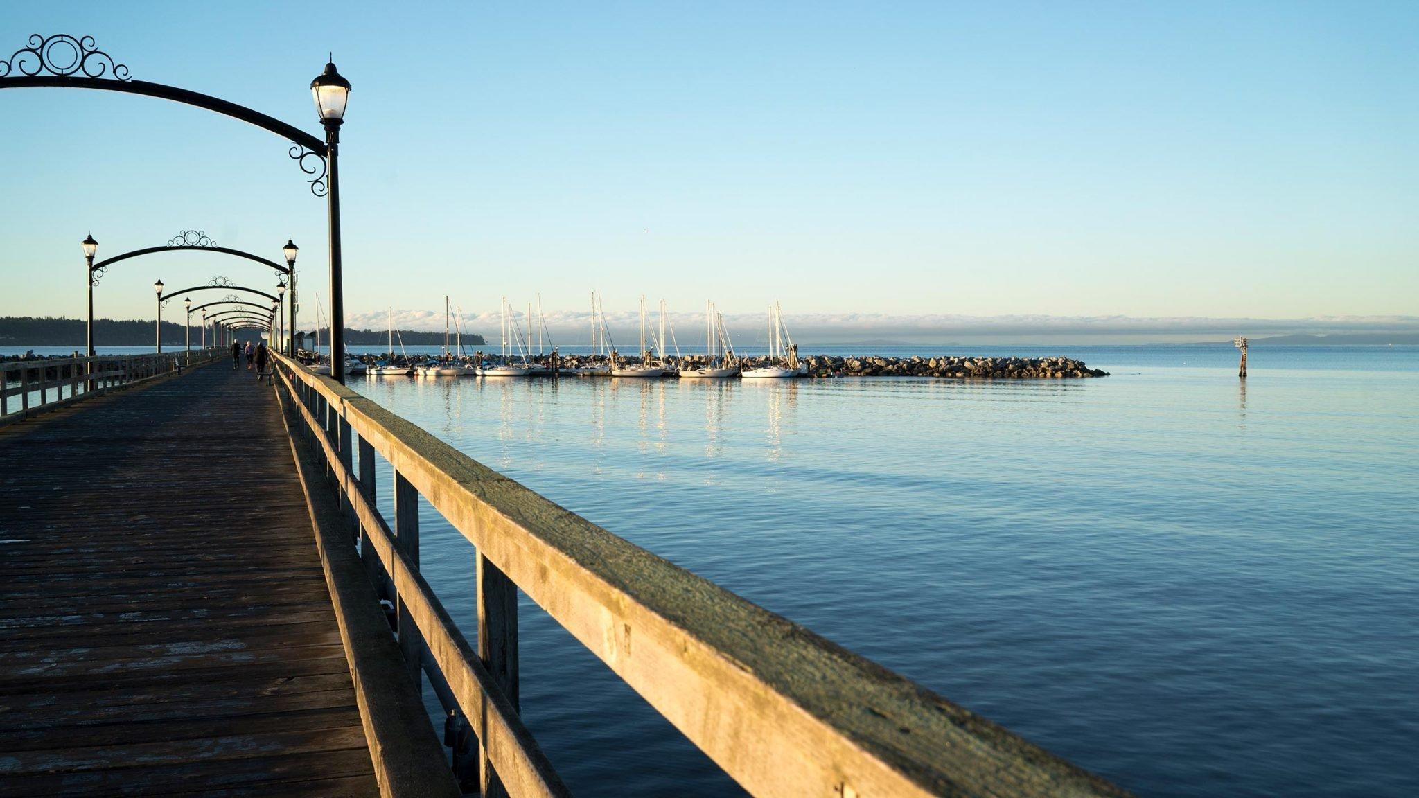 The Pier!