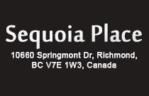 Sequoia Place 10660 SPRINGMONT V7E 1W1