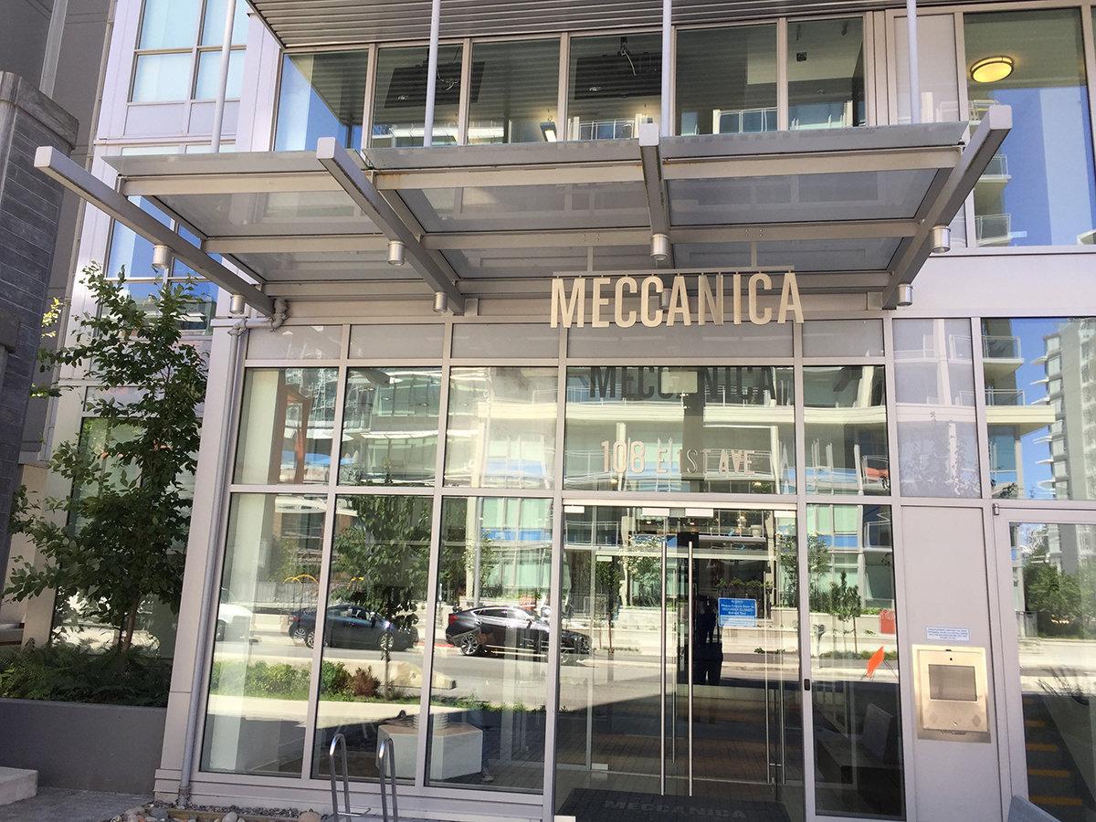 Meccanica  108 E 1st Ave!