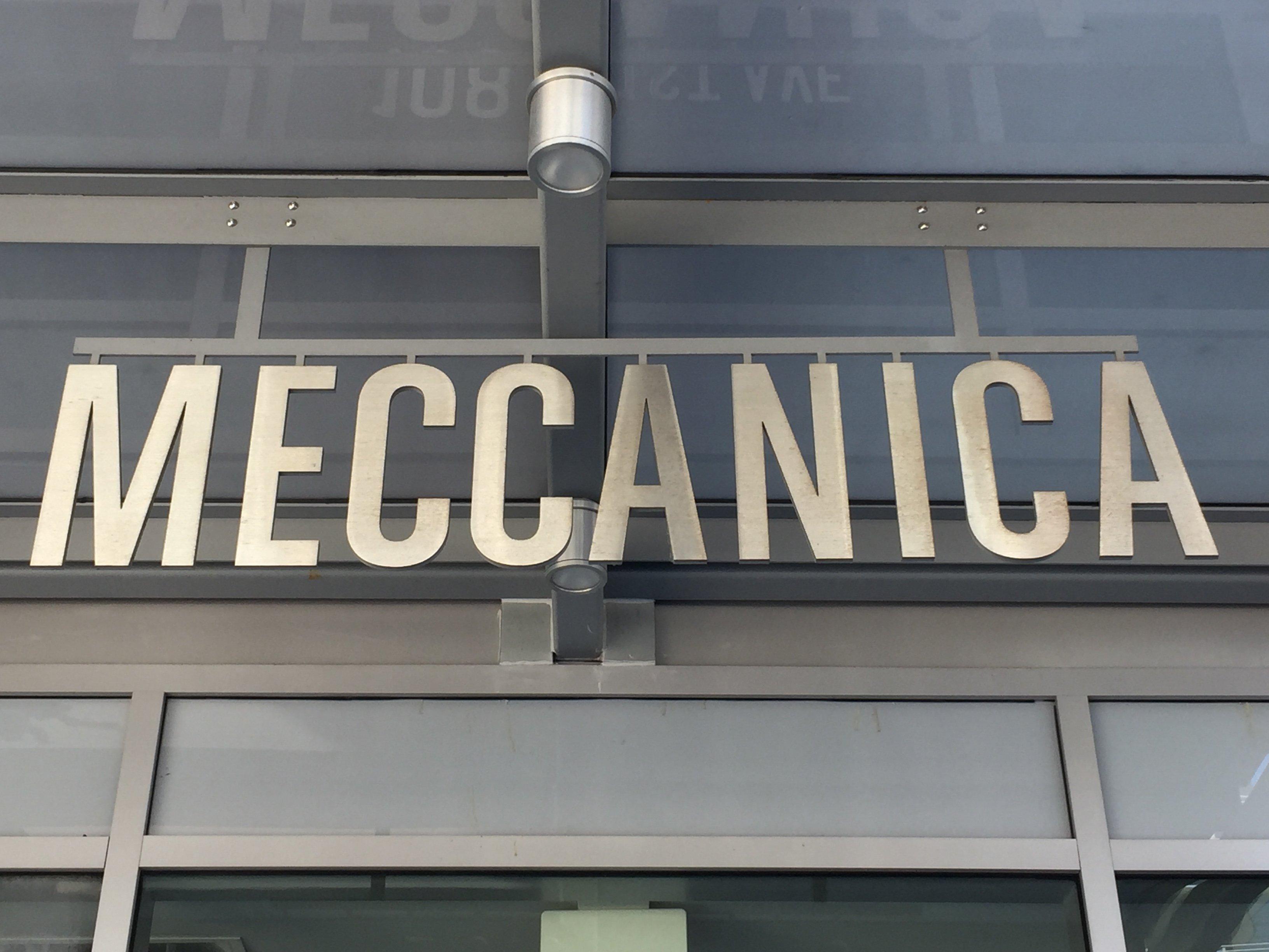 Meccanica !