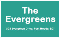 The Evergreens 303 EVERGREEN V3H 1S1