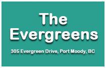 The Evergreens 305 Evergreen V3H 1S1