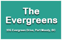 The Evergreens 335 Evergreen V3H 1S1