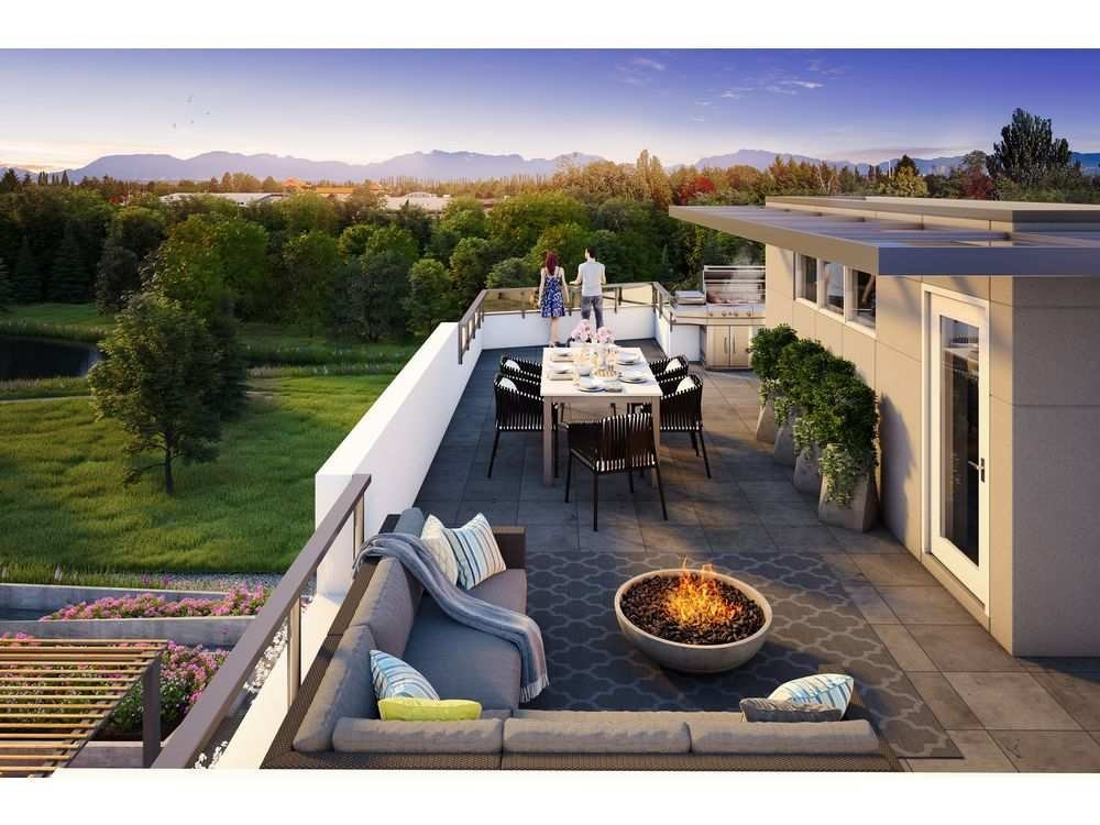 Jasmine Roof Deck Rendering!