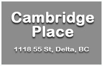 Cambridge Place 1118 55TH V4M 3J9