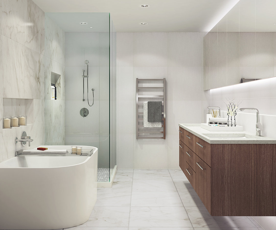 The Stanton Bathroom Rendering!