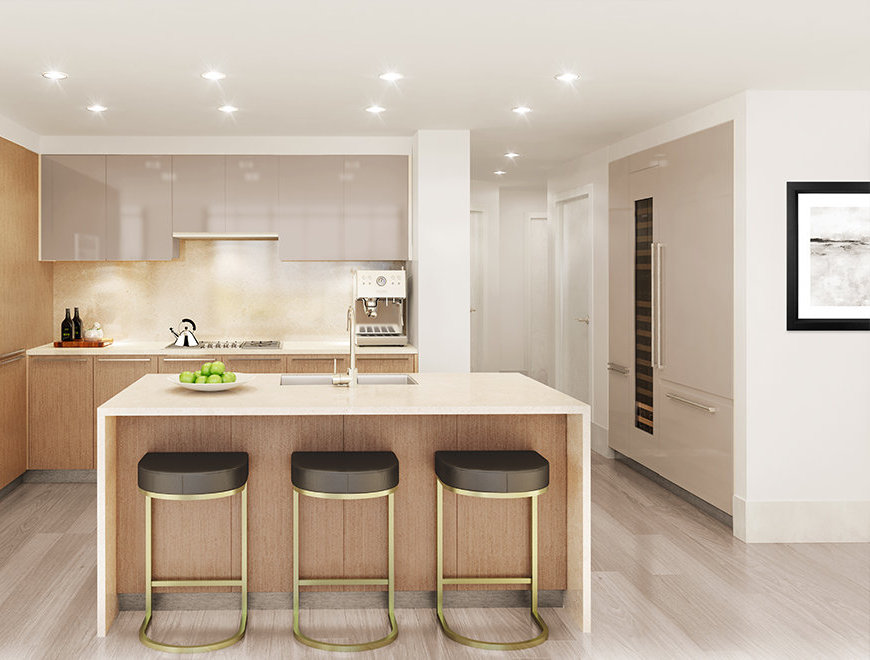 The Stanton Kitchen Rendering!