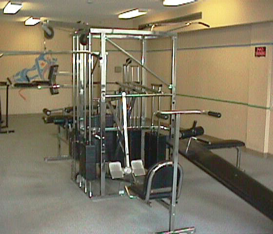 3970 Carrigan Court Gym!