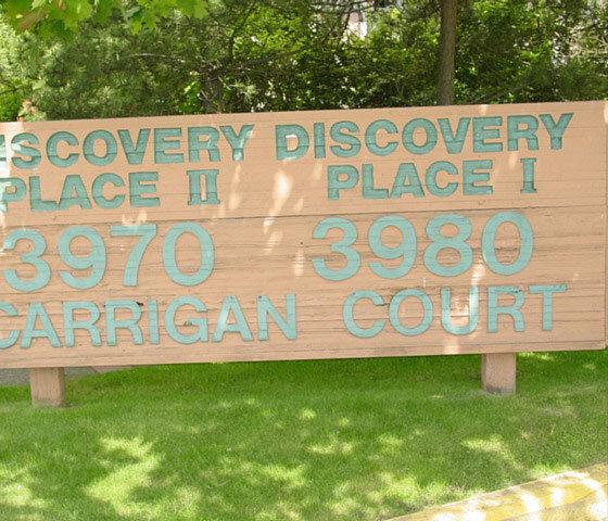 3970 Carrigan Court Sign!