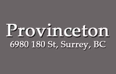 Provinceton 6980 180TH V3S 7S3