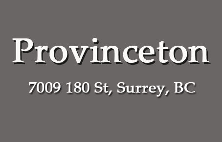 Provinceton 7009 180 V3S 7S3