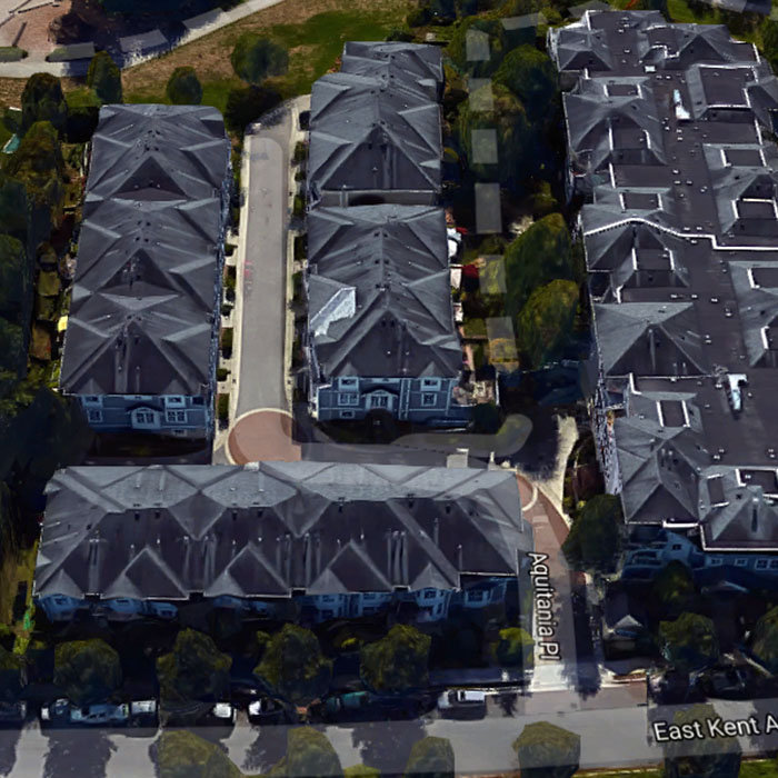 8533 Aquitania Place, Vancouver, BC V5S 4V7, Canada Birds Eye View!