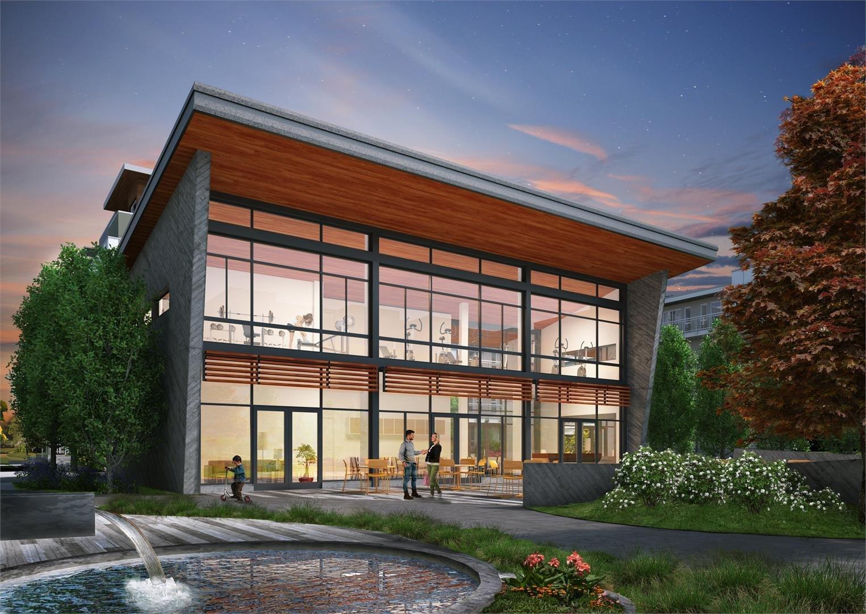 HQ Courtyard!