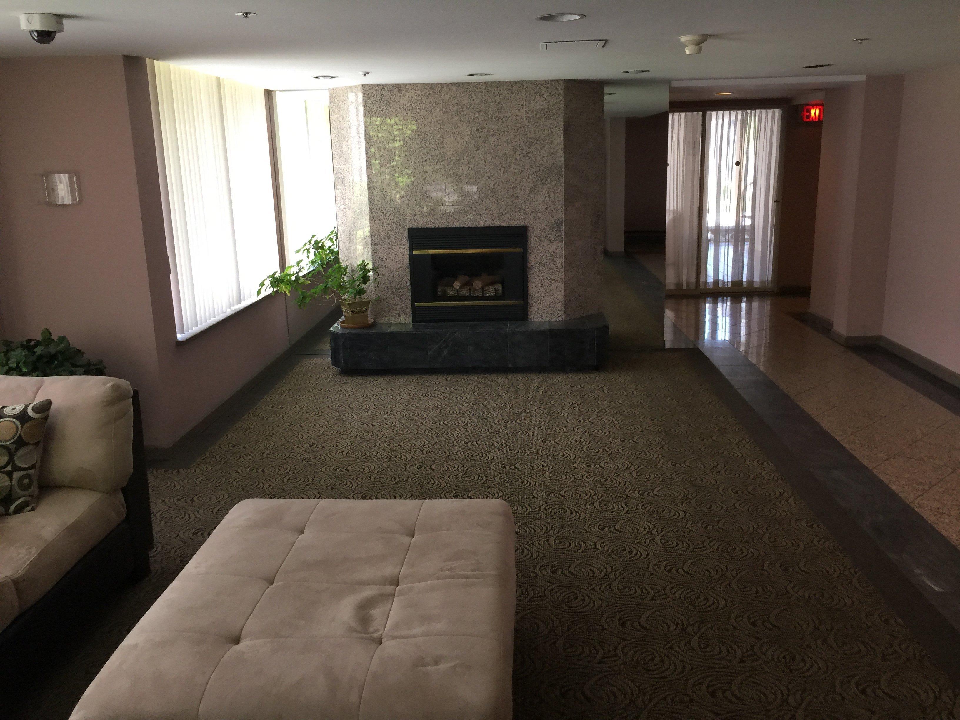 Harwood House Lobby Lounge!