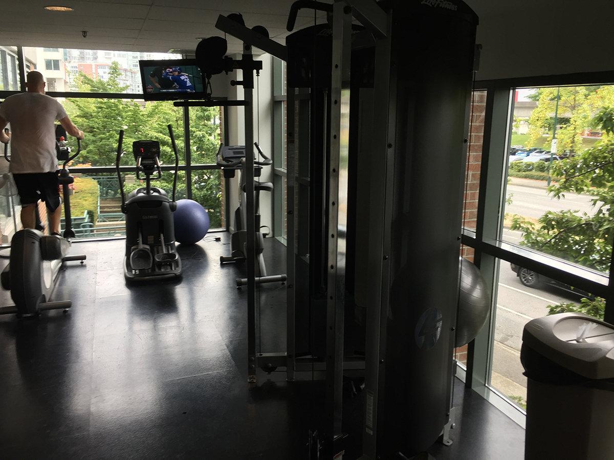 1128 Quebec Gym!