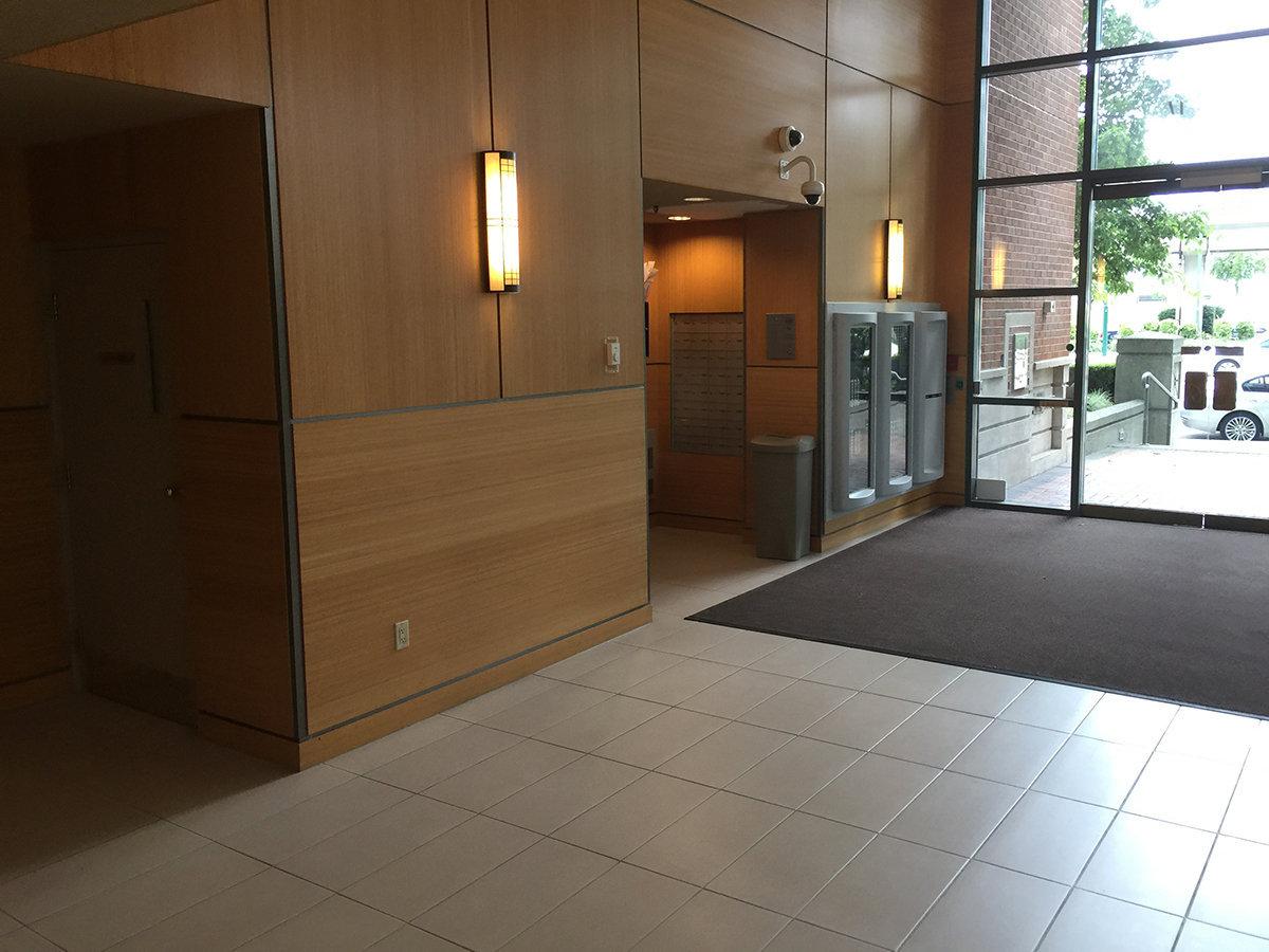 1128 Quebec Lobby Elevators!