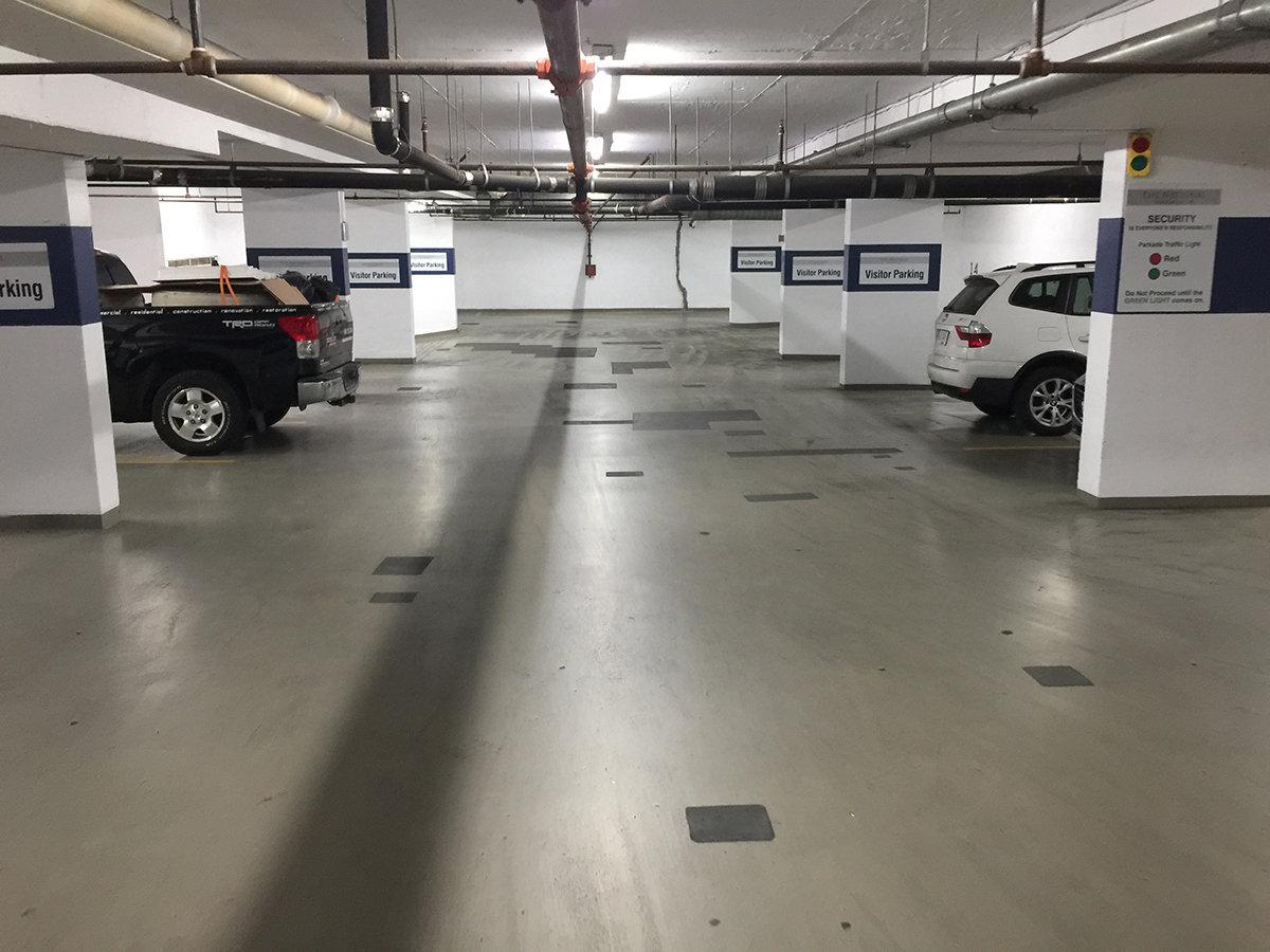 1128 Quebec Visitor Parking!