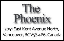 The Phoenix 3051 KENT AVENUE NORTH V5S 4P6