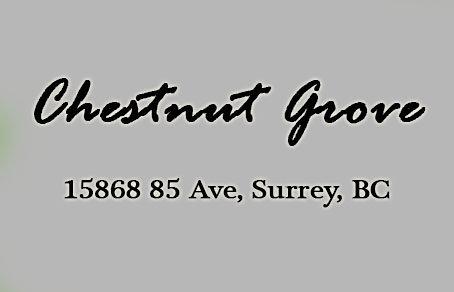 Chestnut Grove 15868 85TH V4N 0Y9