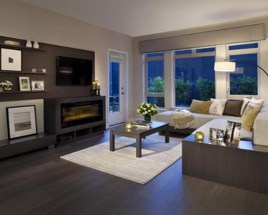 Adagio - Living Room!