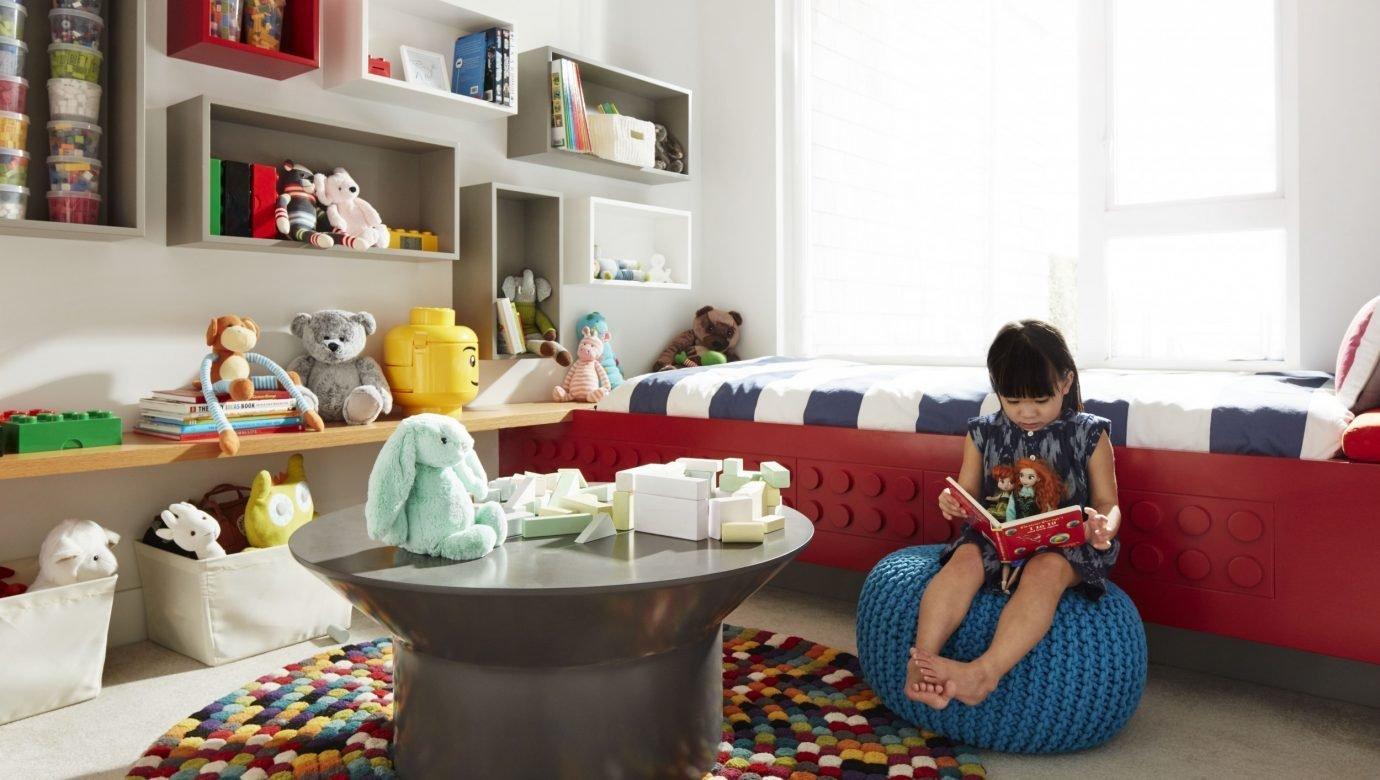 Display Suite Kids Bedroom!