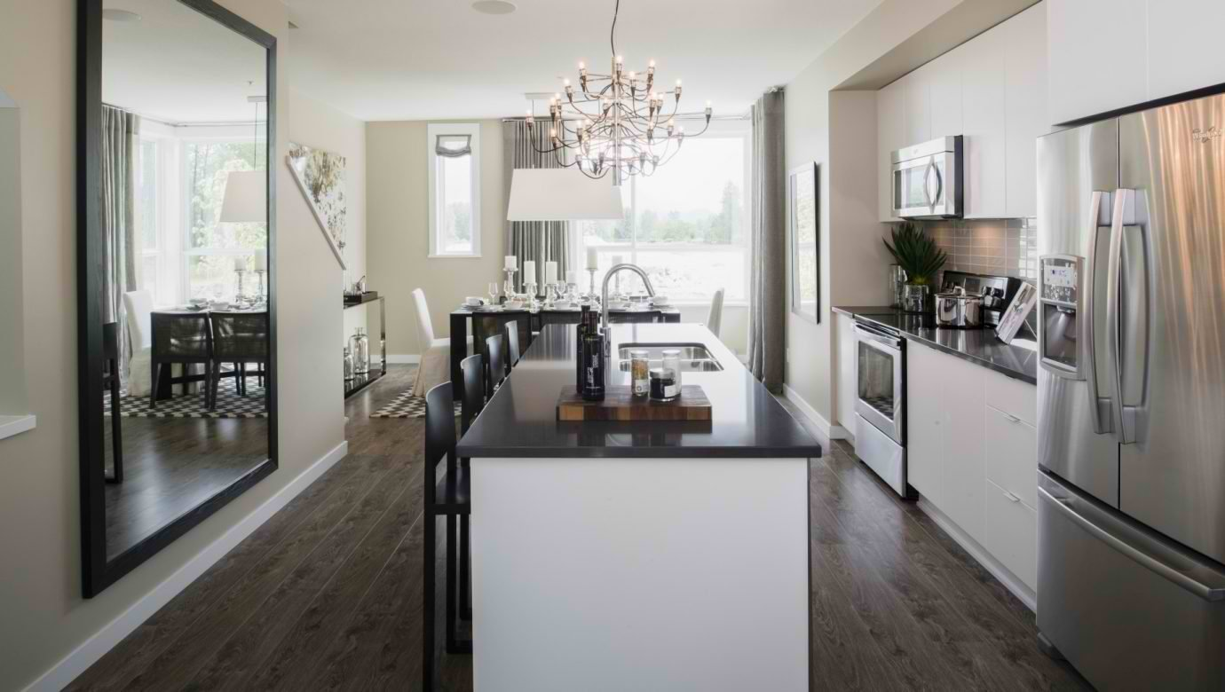Fremont Blue by Mosaic - Interior - 2310 Ranger Lane, Port Coquitlam, BC!