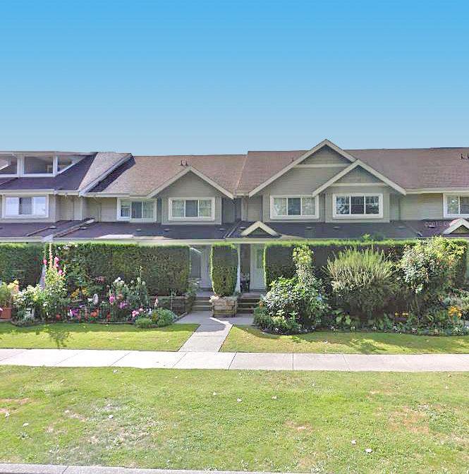 Riverside Terrace - Exterior - 2927 Fremont St, Port Coquitlam, BC !