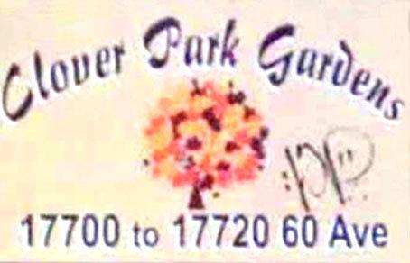 Clover Park Gardens 17702 60 V3S 1V2