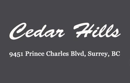 Cedar Hills 9451 PRINCE CHARLES V3V 7G1