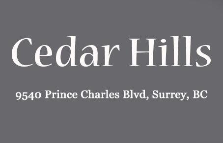 Cedar Hills 9540 PRINCE CHARLES V3V 1S6