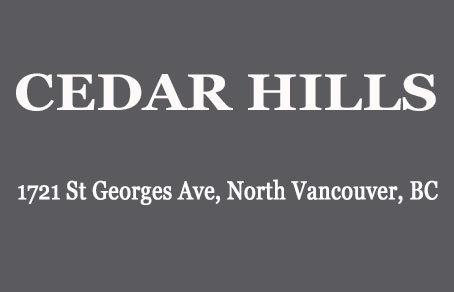 Cedar Hills 1721 ST GEORGES V7L 3J8