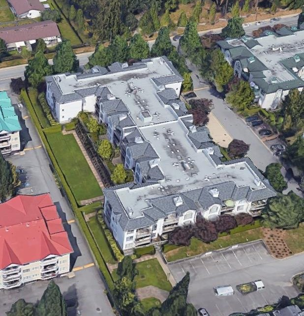 Edgewood Manor - Birds Eye View -  19122 122 Ave, Pitt Meadows, BCa!