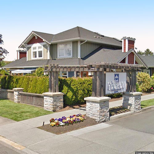 The Peninsula - 2290 Henry Ave, Sidney, BC!