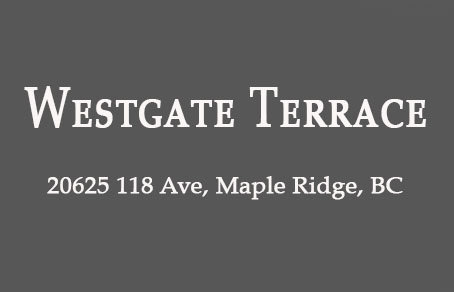 Westgate Terrace 20625 118TH V2X 0R1