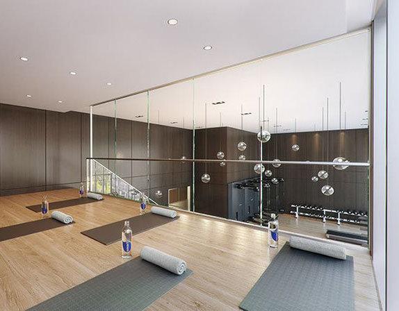 Yoga Studio!