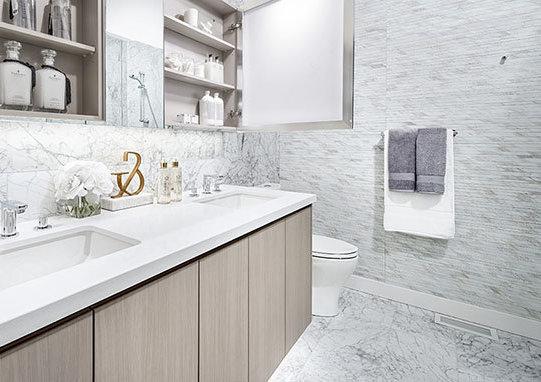 8800 Hazelbridge Way, Richmond, BC V6X, Canada Bathroom!