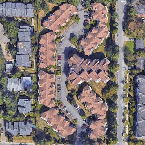 Glendale Village - Birds eye view!