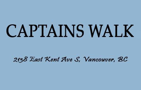 Captains Walk 2138 KENT AVENUE SOUTH V5P 4X2