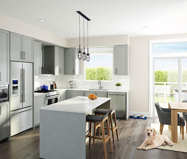 32043 Mt Waddington Ave, Abbotsford, BC V2T 2E7, Canada Kitchen!