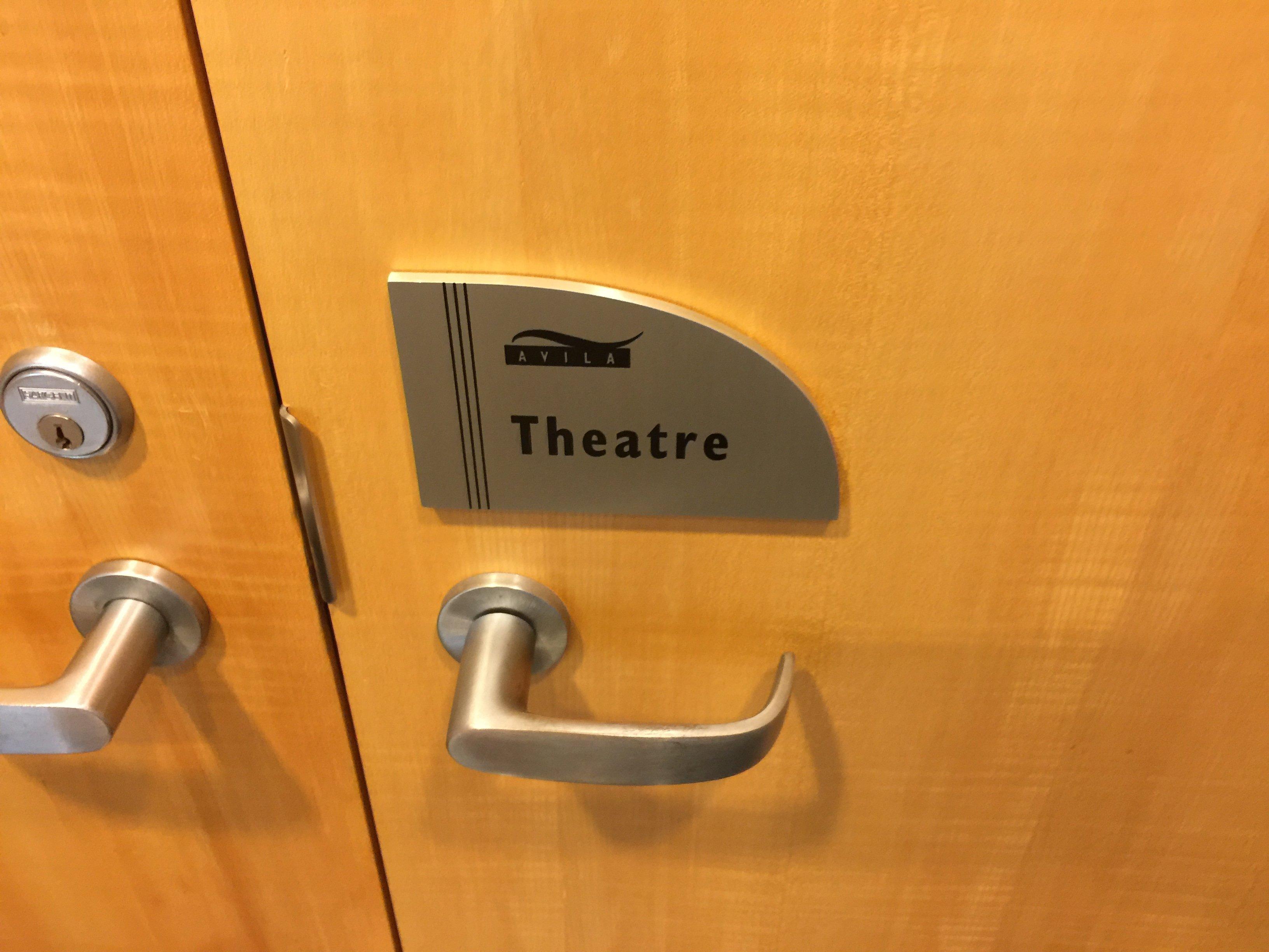 Avila Theatre!