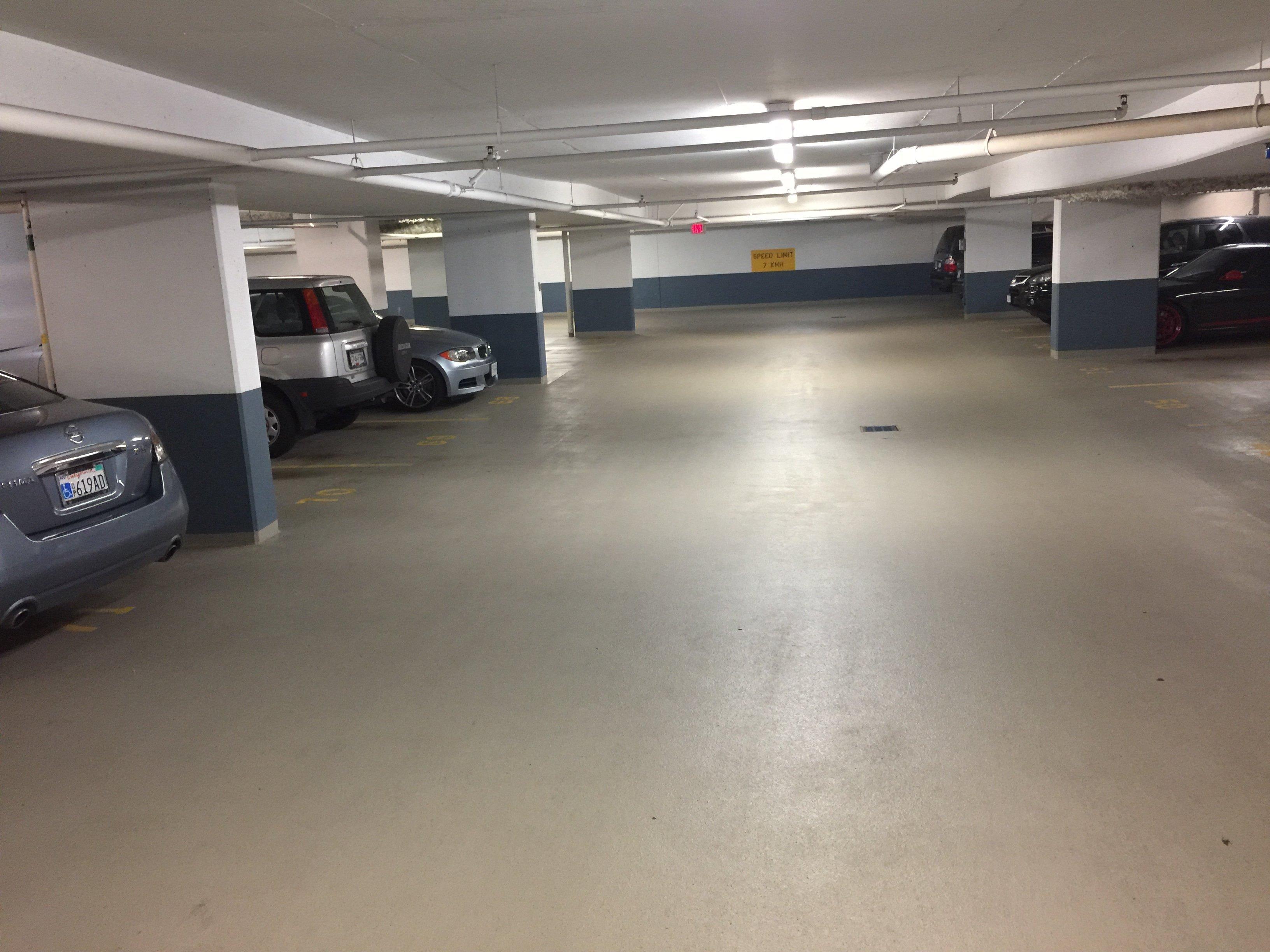 Avila Underground Parking!