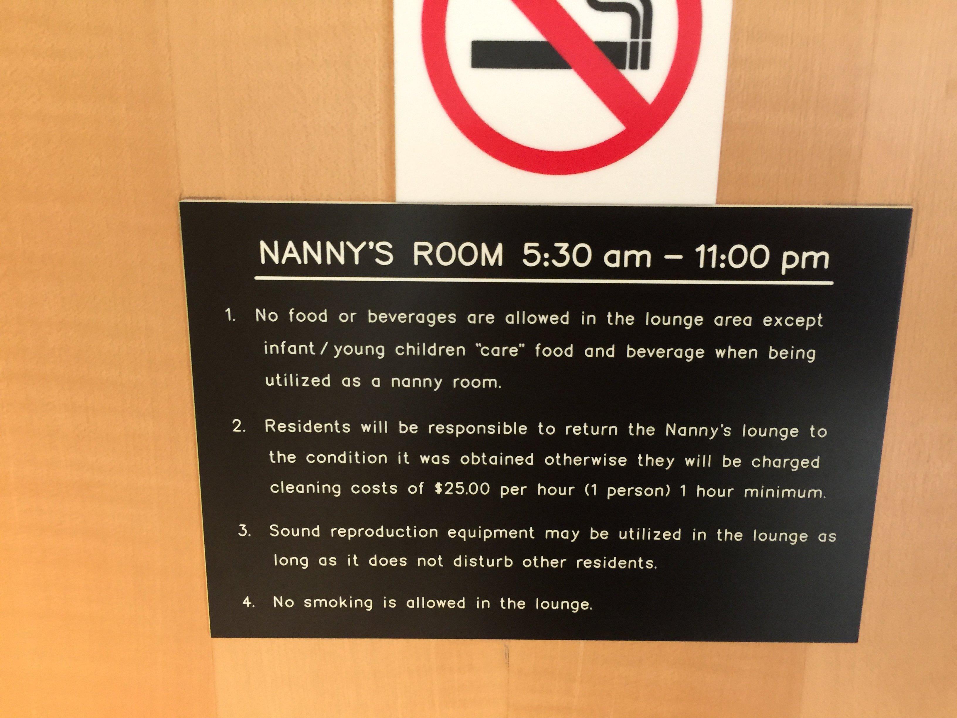 Avila Nanny's Room!