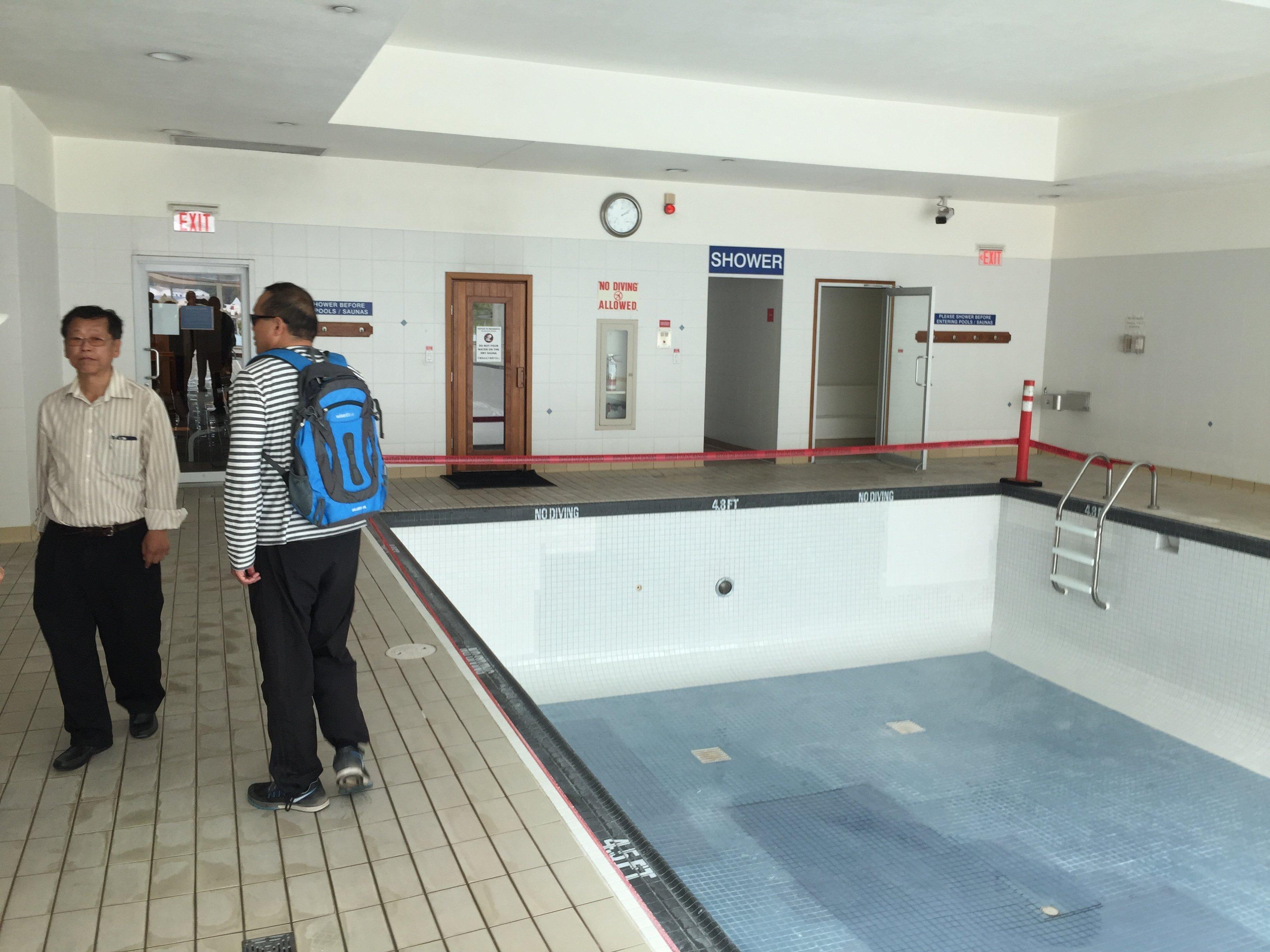 Avila Swimming Pool!