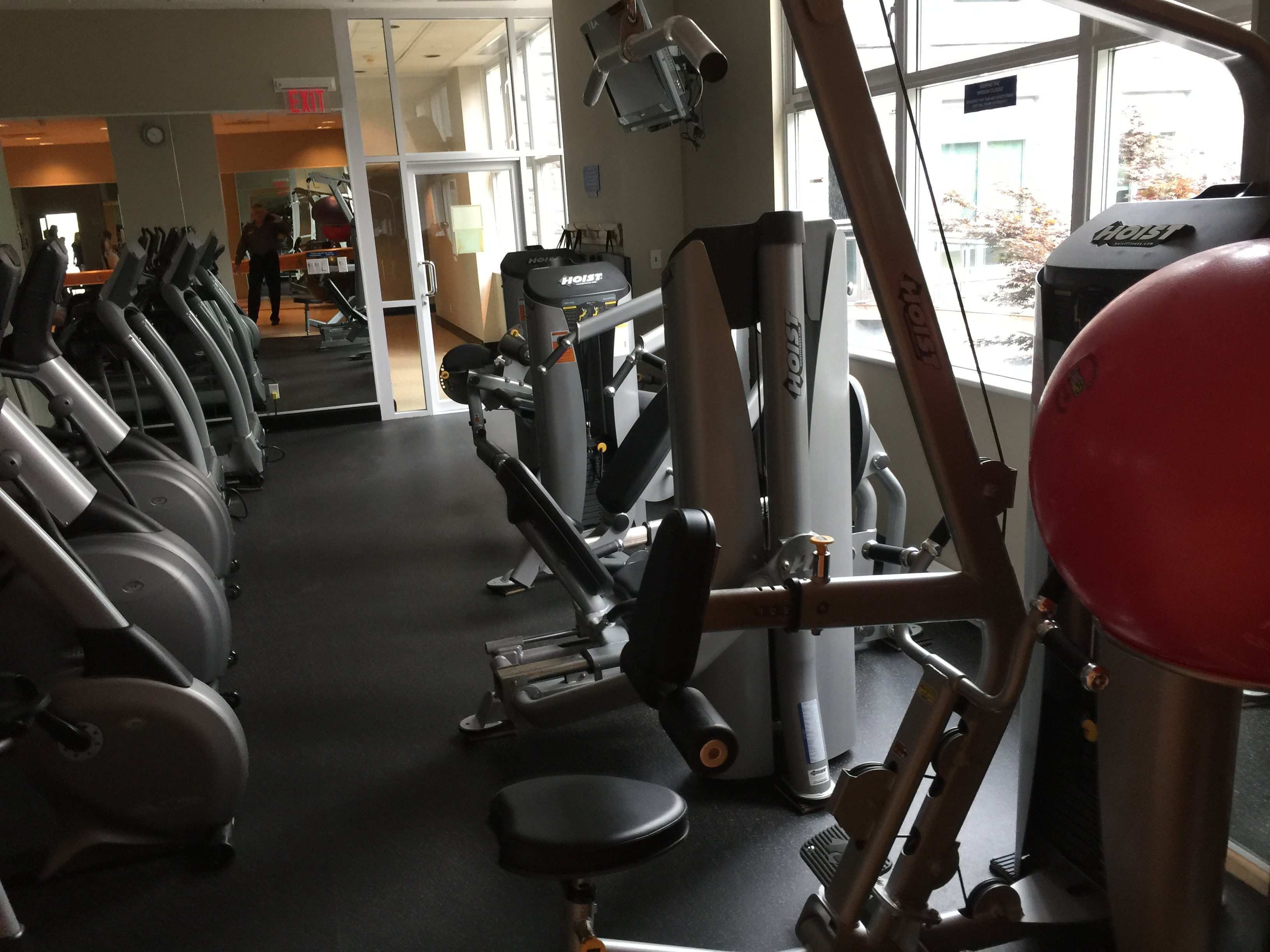 Avila Weight Room!