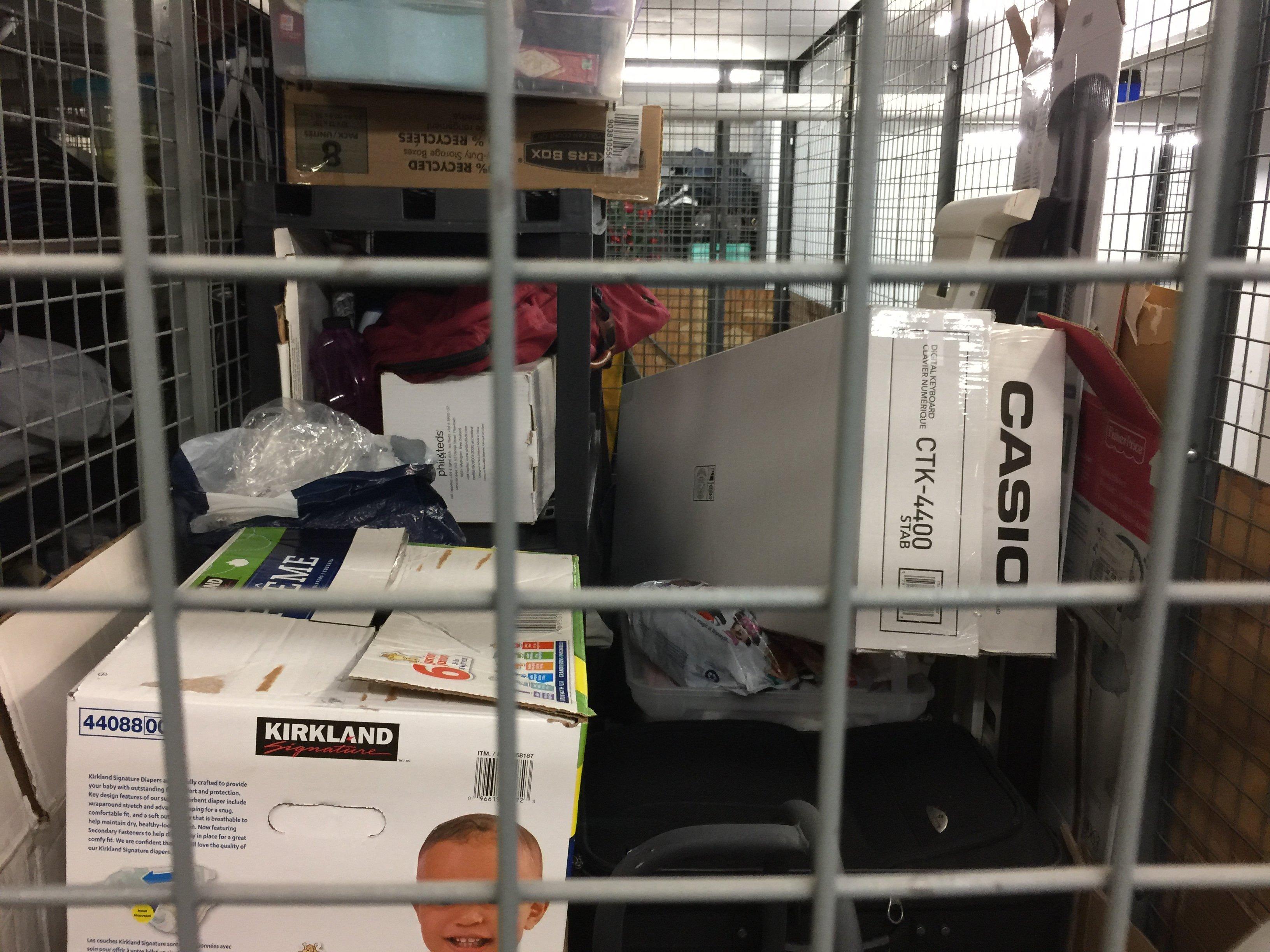 Avila Storage Lockers!