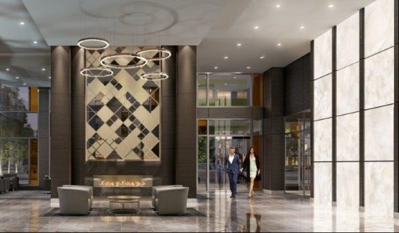 Vittorio Rendering of Lobby!