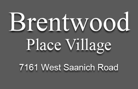 Brentwood Place Village 7161 West Saanich V8M 1P7